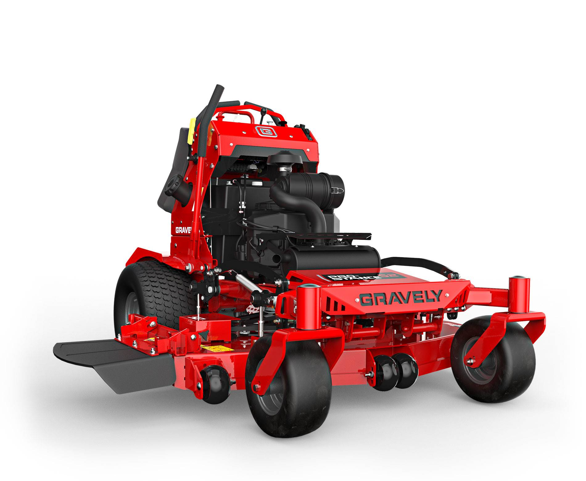 2019 Gravely USA PRO-Stance Series in Smithfield, Virginia