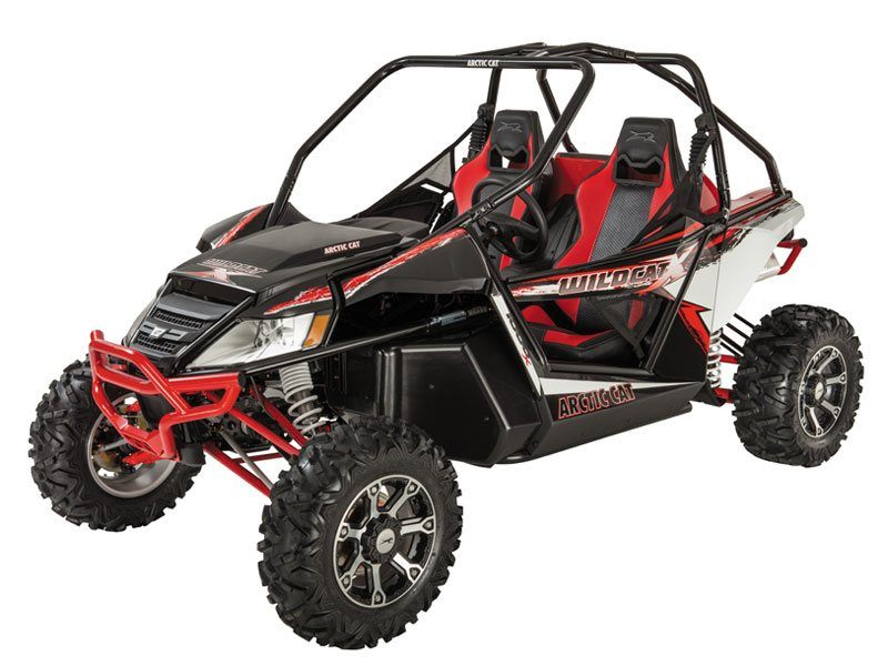 2013 Arctic Cat Wildcat™ X in Smithfield, Virginia