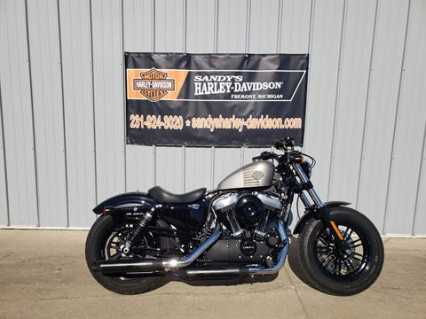 2016 Harley-Davidson Forty-Eight® in Fremont, Michigan - Photo 1