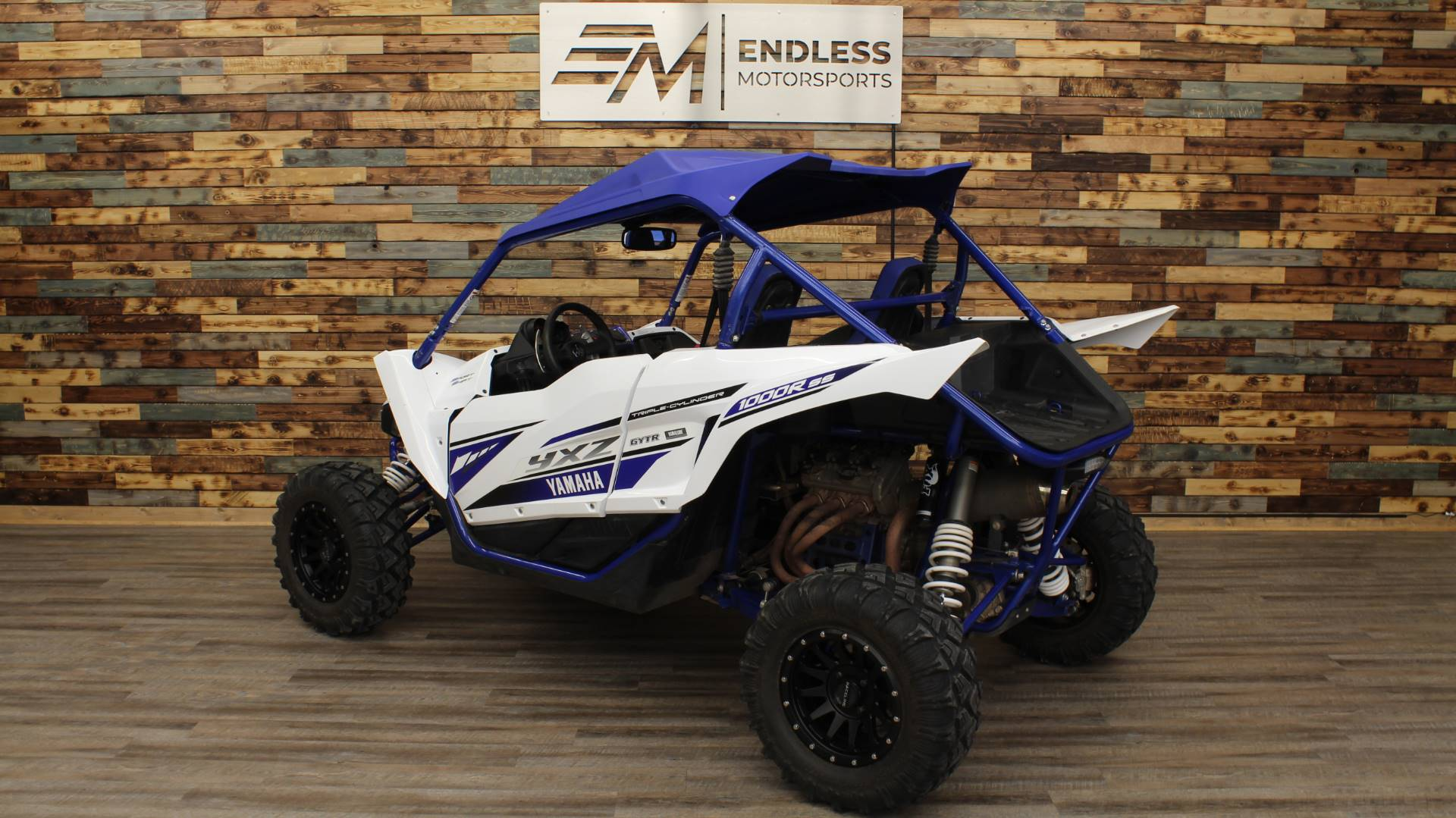 2017 Yamaha YXZ1000R SS in West Allis, Wisconsin - Photo 8