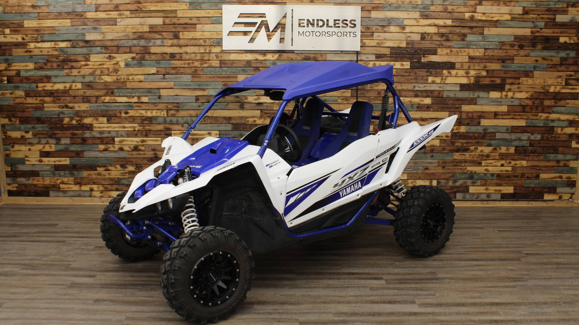 2017 Yamaha YXZ1000R SS in West Allis, Wisconsin - Photo 2