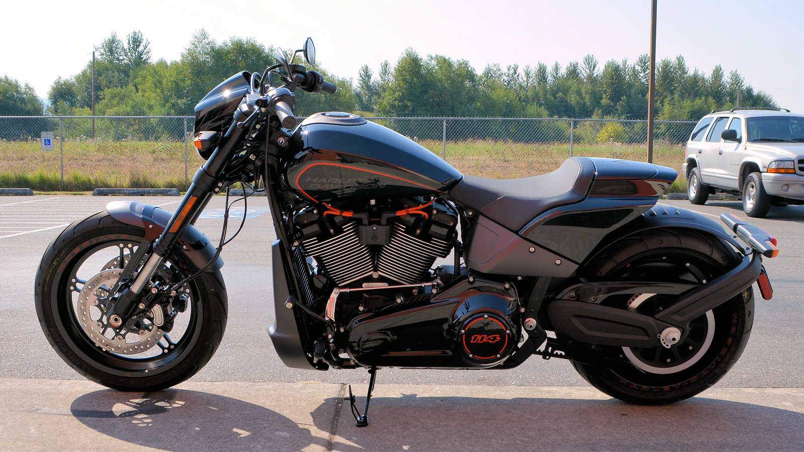 2019 Harley-Davidson FXDR™ 114 in Burlington, Washington - Photo 7
