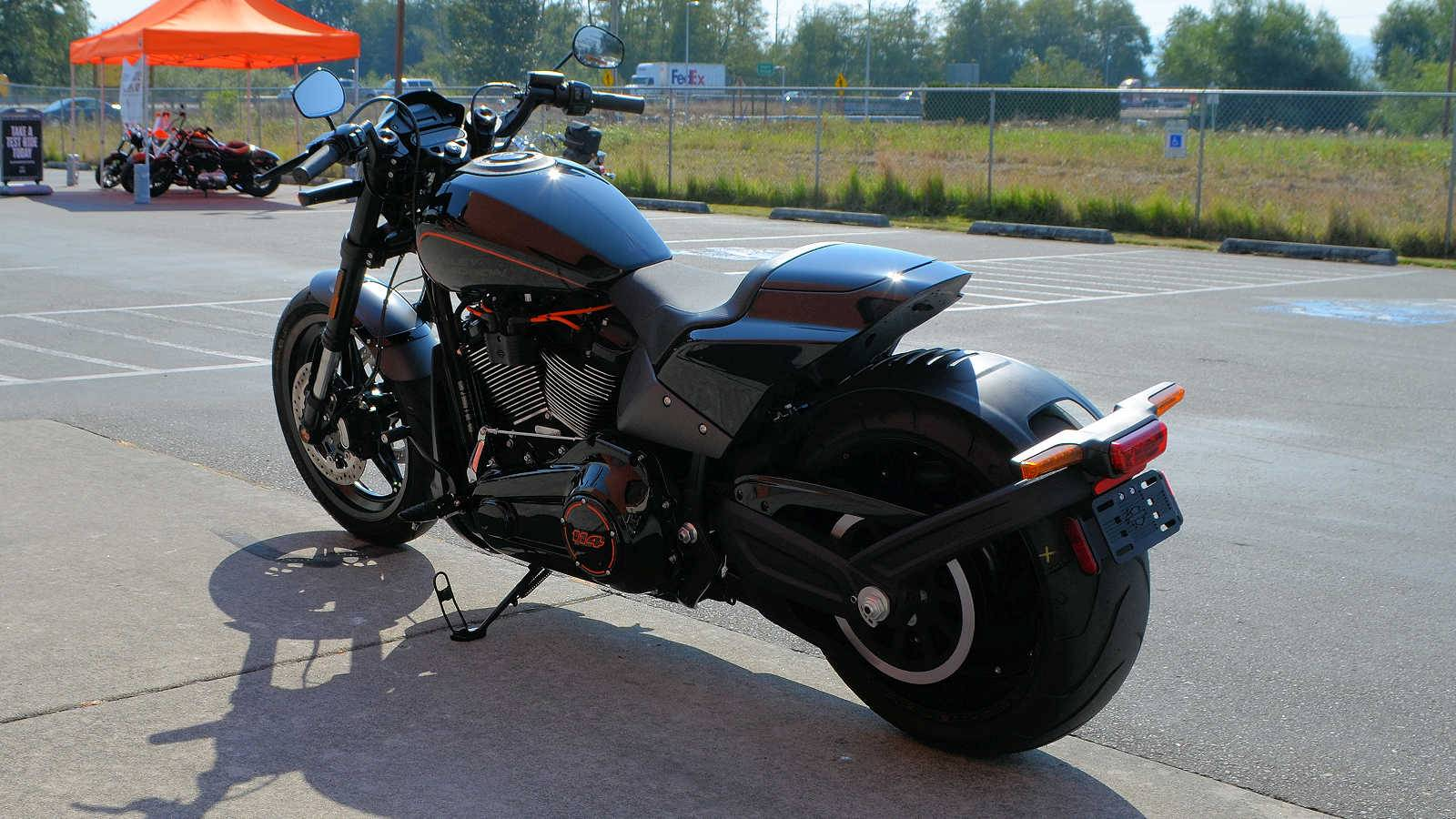 2019 Harley-Davidson FXDR™ 114 in Burlington, Washington - Photo 8