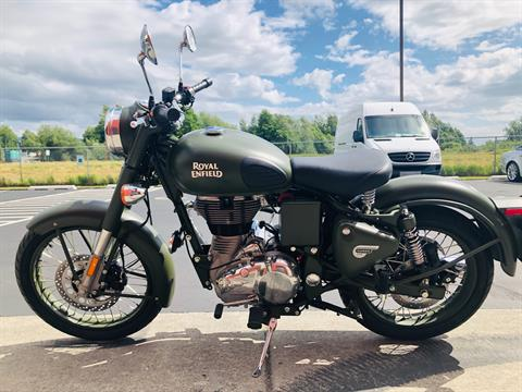 2019 Royal Enfield Classic Military ABS in Burlington, Washington - Photo 7