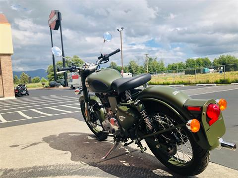 2019 Royal Enfield Classic Military ABS in Burlington, Washington - Photo 8