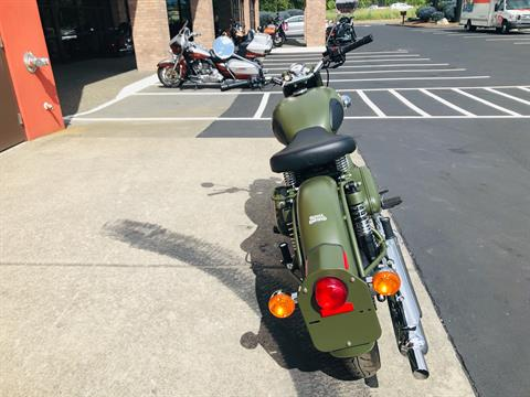 2019 Royal Enfield Classic Military ABS in Burlington, Washington - Photo 9
