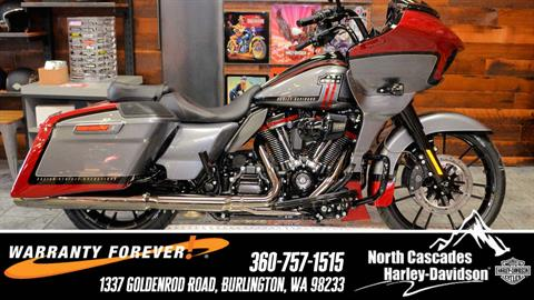 2019 Harley-Davidson CVO™ Road Glide® in Burlington, Washington
