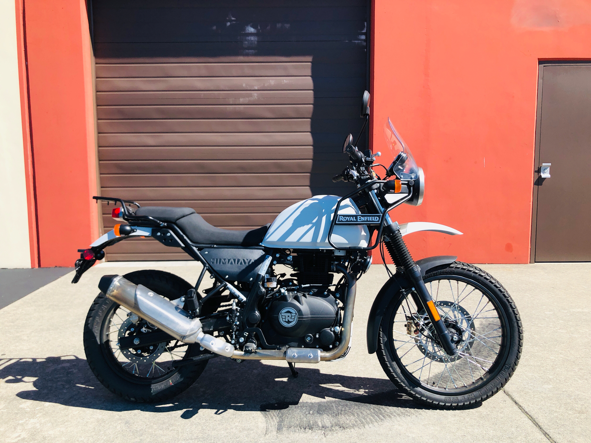 2019 Royal Enfield Himalayan 411 EFI in Burlington, Washington - Photo 1