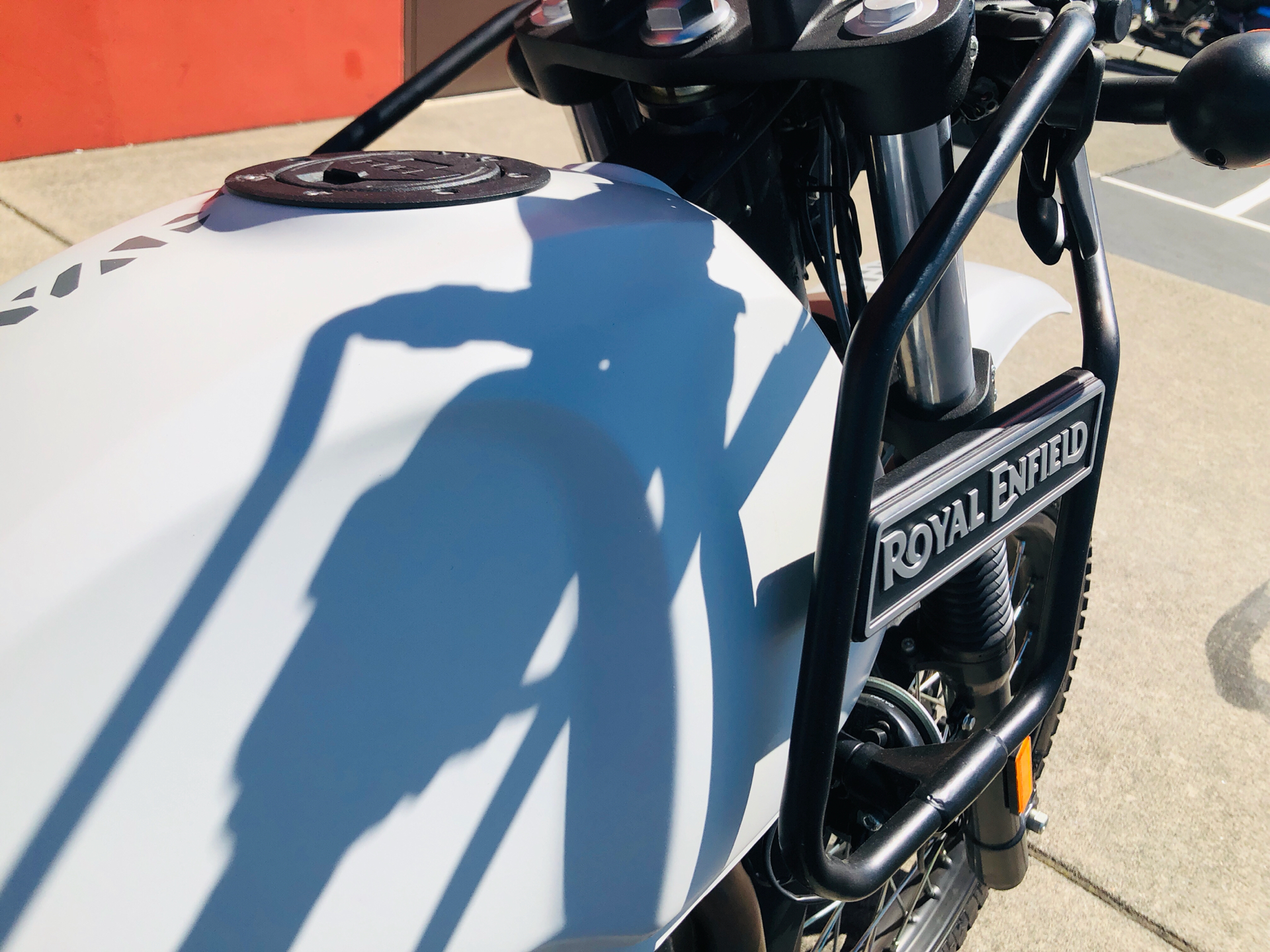 2019 Royal Enfield Himalayan 411 EFI in Burlington, Washington - Photo 10