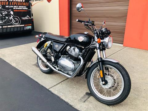 2019 Royal Enfield INT650 in Burlington, Washington - Photo 3