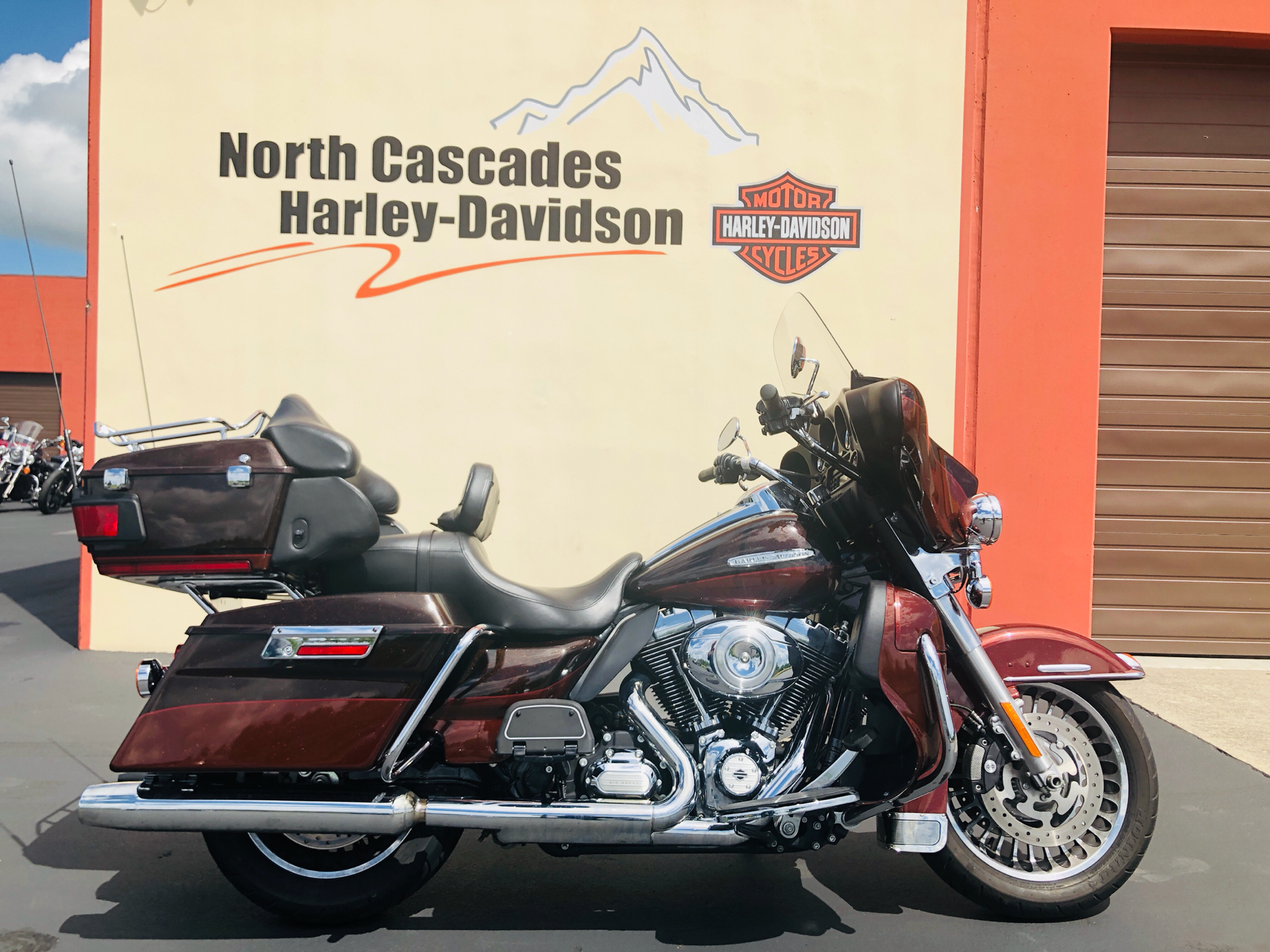 2011 Harley-Davidson Electra Glide® Ultra Limited in Burlington, Washington - Photo 1