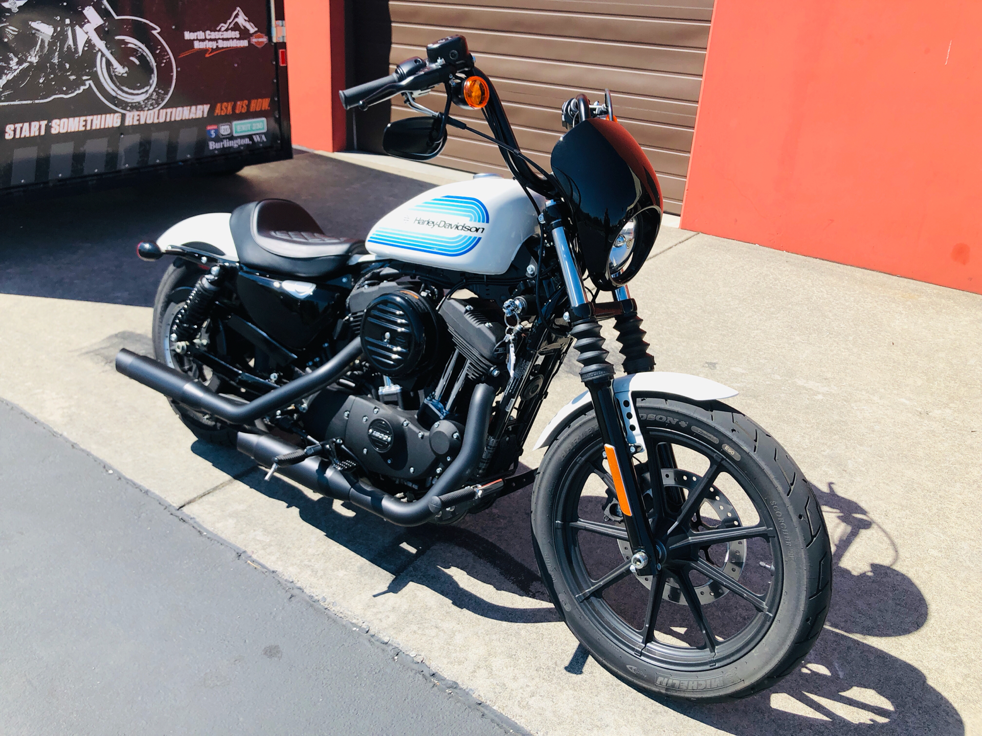 2019 Harley-Davidson Iron 1200™ in Burlington, Washington - Photo 3