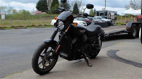 2018 Harley-Davidson Street® 750 in Burlington, Washington - Photo 6