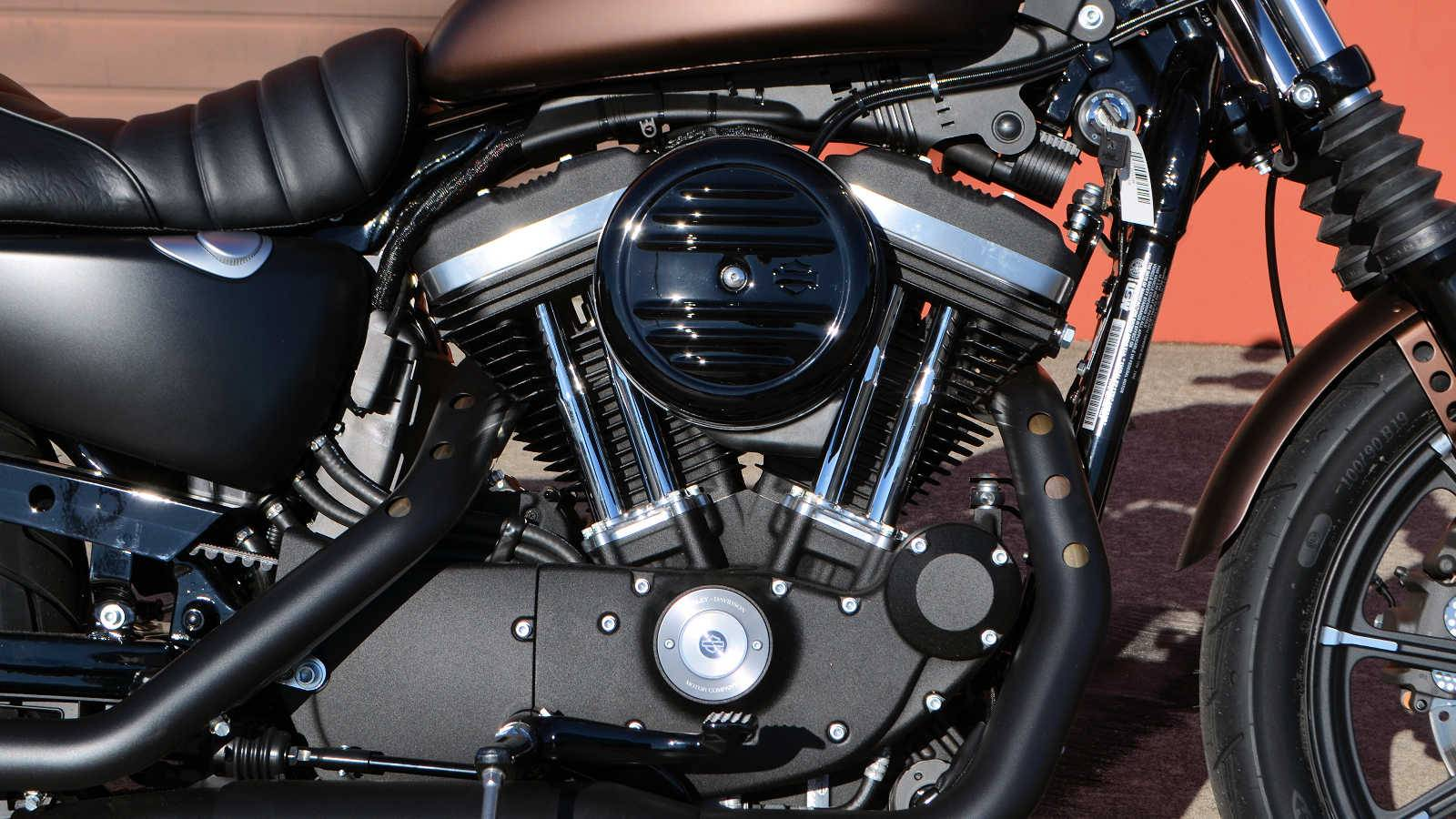 2019 Harley-Davidson Iron 883™ in Burlington, Washington - Photo 3