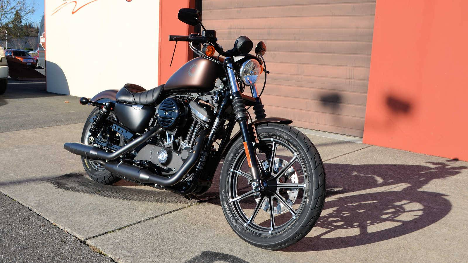 2019 Harley-Davidson Iron 883™ in Burlington, Washington - Photo 4