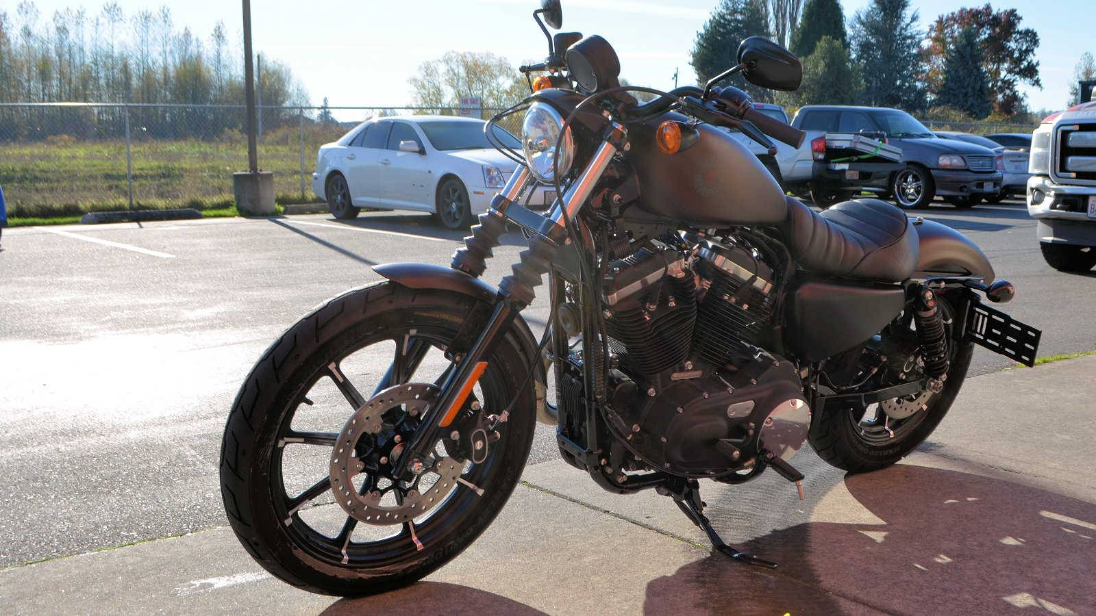 2019 Harley-Davidson Iron 883™ in Burlington, Washington - Photo 6