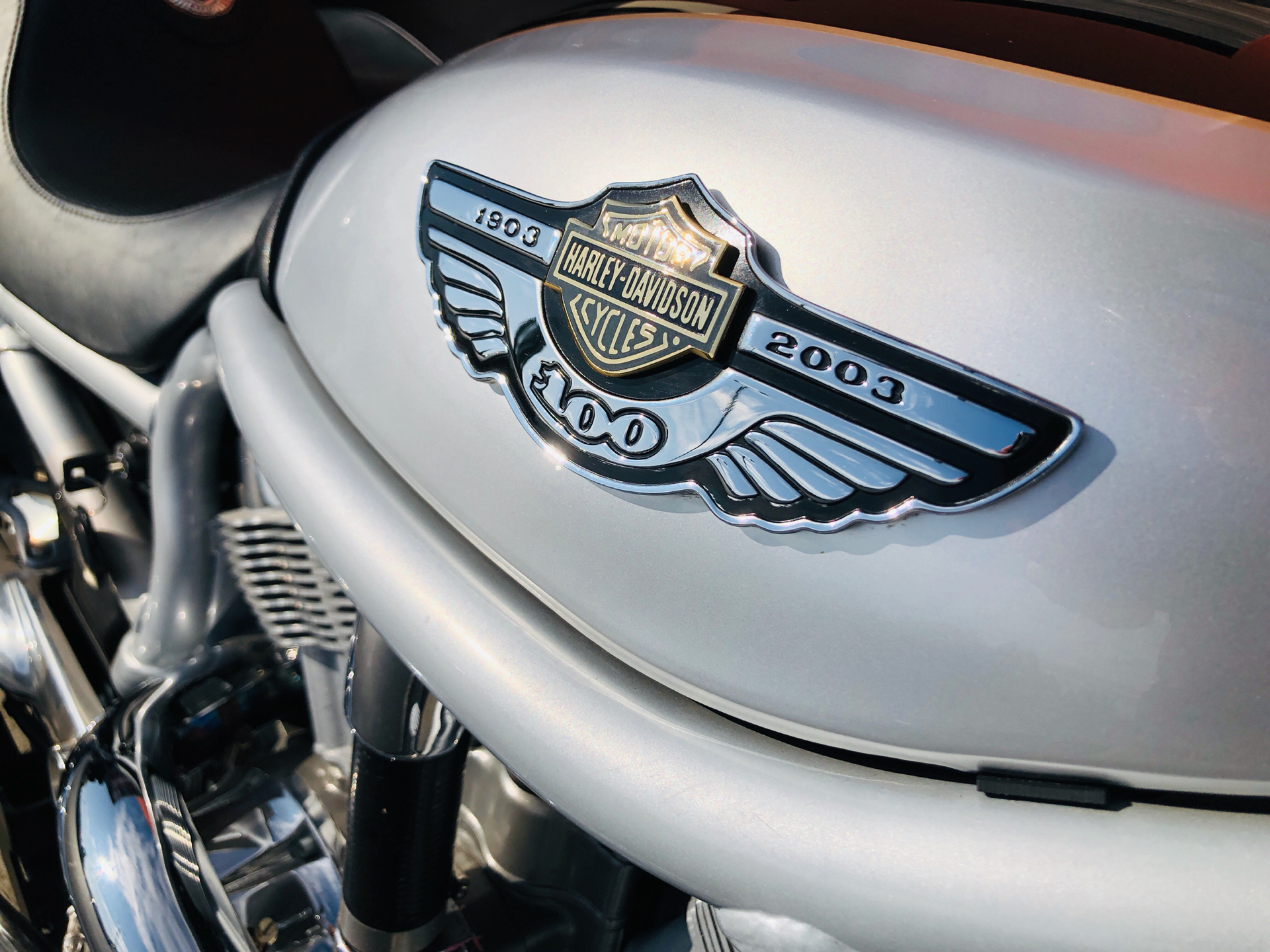 2003 Harley-Davidson VRSCA  V-Rod® in Burlington, Washington - Photo 10