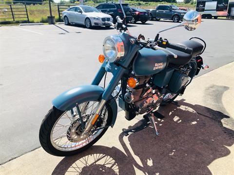2018 Royal Enfield Classic Military ABS in Burlington, Washington - Photo 5