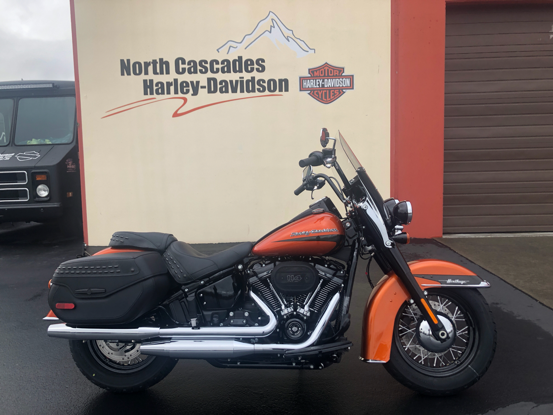 2020 Harley-Davidson Heritage Classic 114 in Burlington, Washington - Photo 1