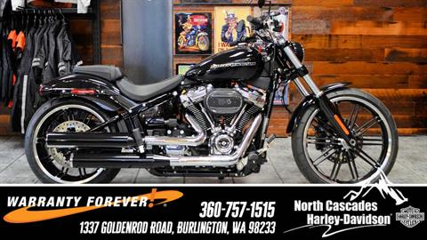 2019 Harley-Davidson Breakout® 114 in Burlington, Washington