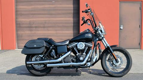 2013 Harley-Davidson Dyna® Street Bob® in Burlington, Washington