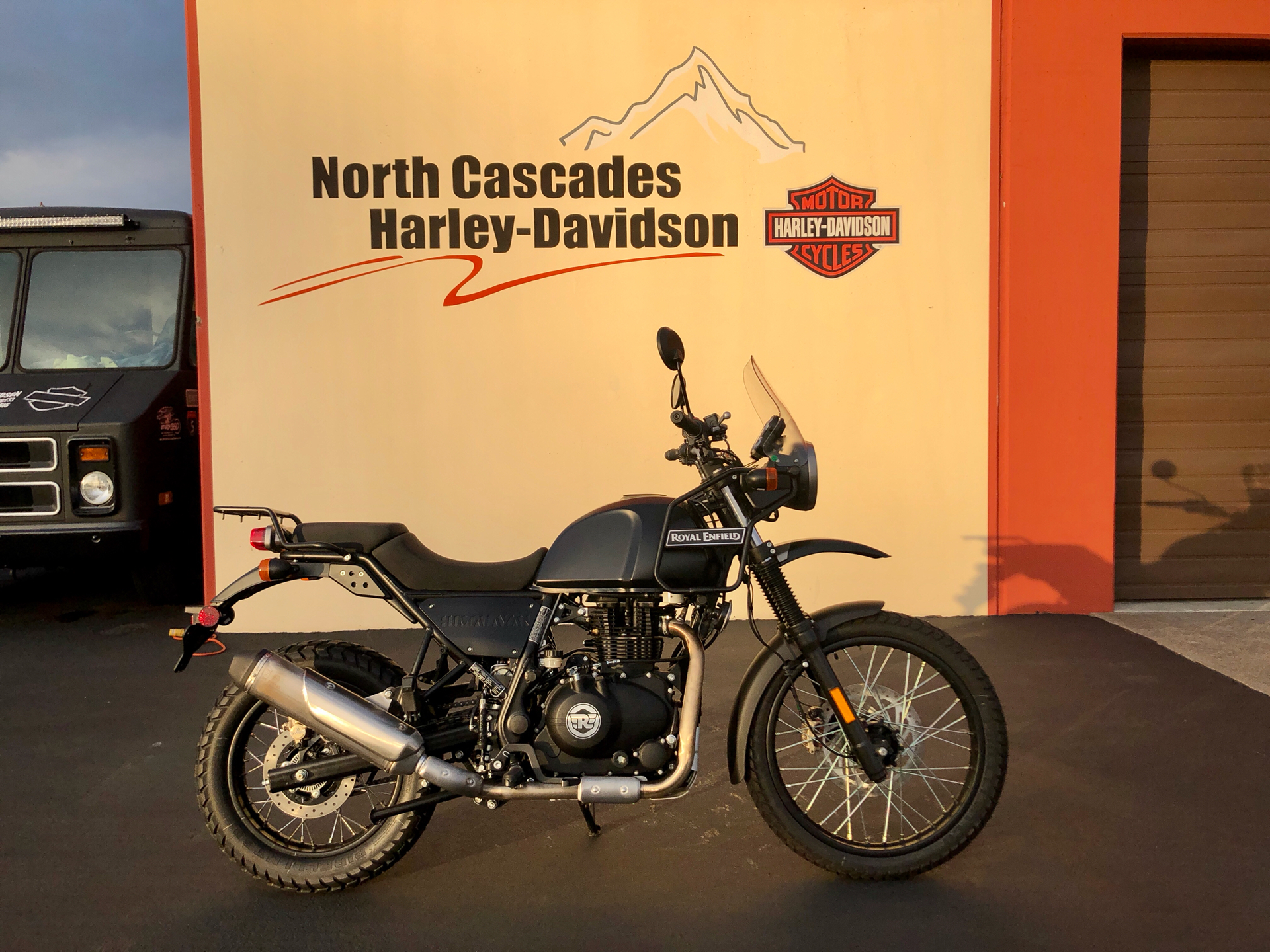 2019 Royal Enfield Himalayan 411 EFI ABS in Burlington, Washington - Photo 1