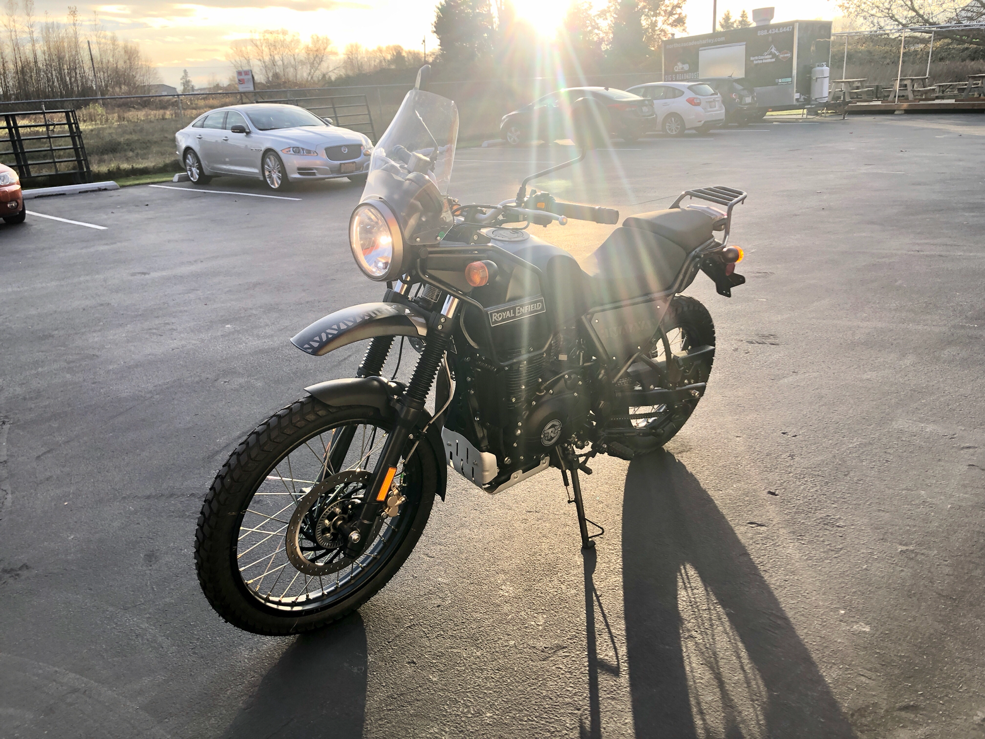 2019 Royal Enfield Himalayan 411 EFI ABS in Burlington, Washington - Photo 5