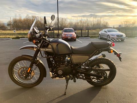 2019 Royal Enfield Himalayan 411 EFI ABS in Burlington, Washington - Photo 6