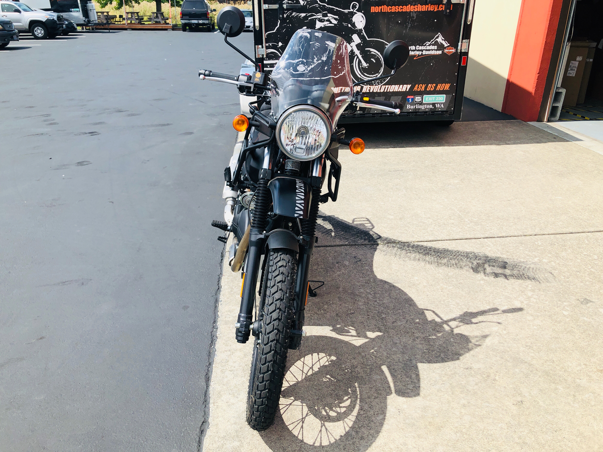 2019 Royal Enfield Himalayan 411 EFI ABS in Burlington, Washington - Photo 4