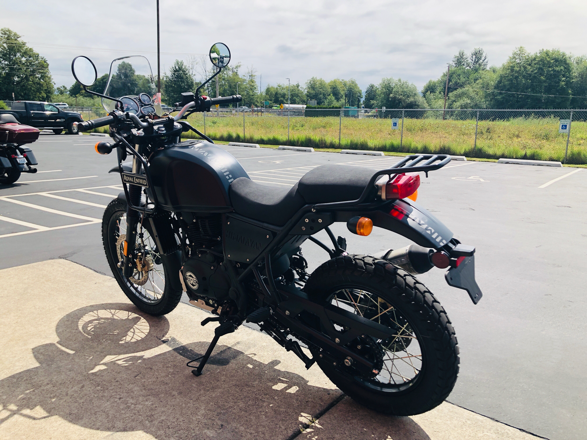 2019 Royal Enfield Himalayan 411 EFI ABS in Burlington, Washington - Photo 7