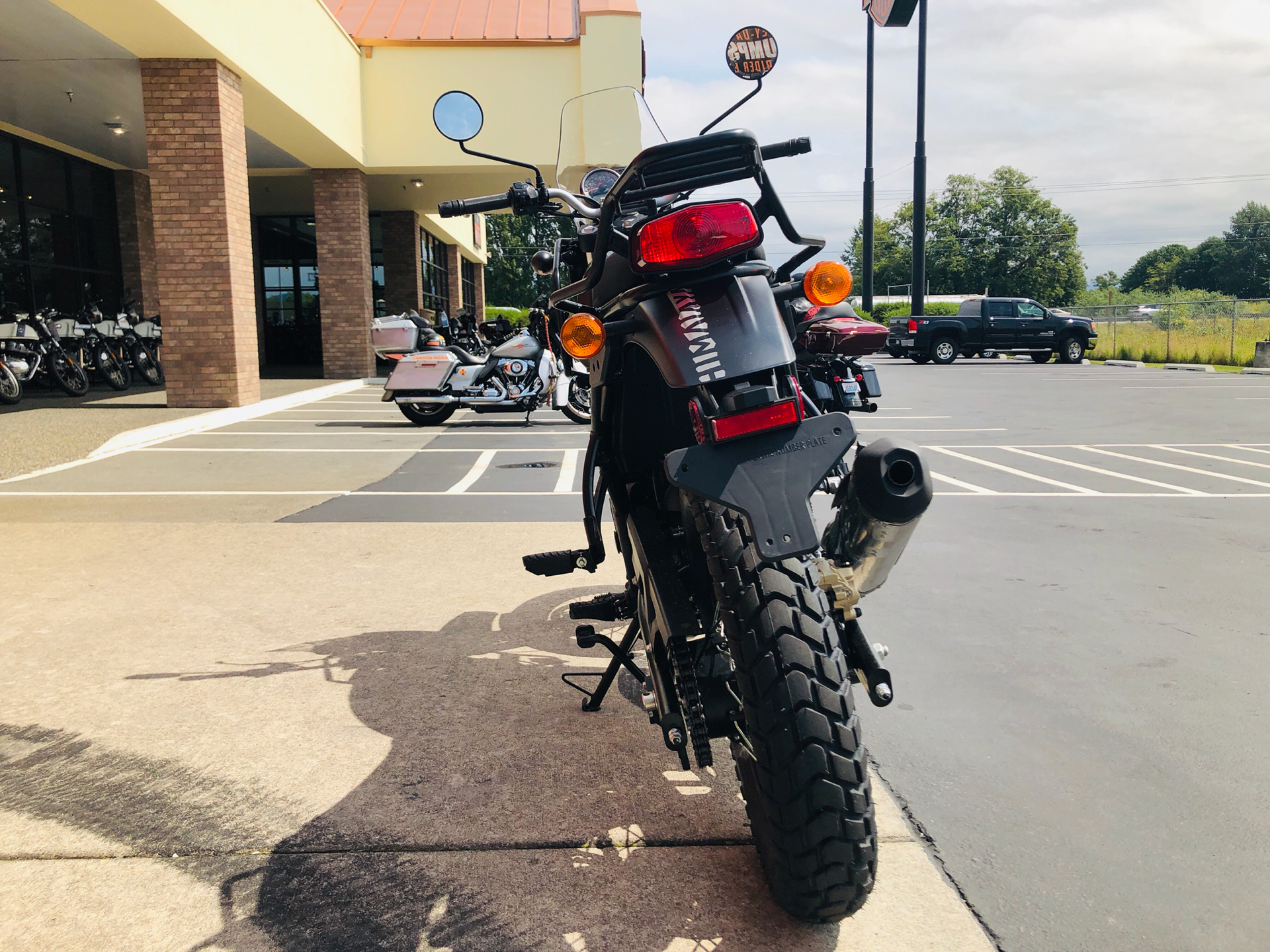 2019 Royal Enfield Himalayan 411 EFI ABS in Burlington, Washington - Photo 8