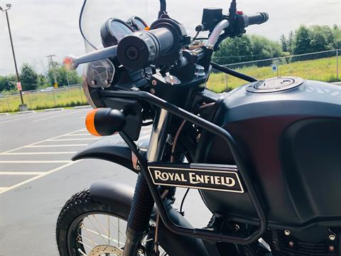 2019 Royal Enfield Himalayan 411 EFI ABS in Burlington, Washington - Photo 9