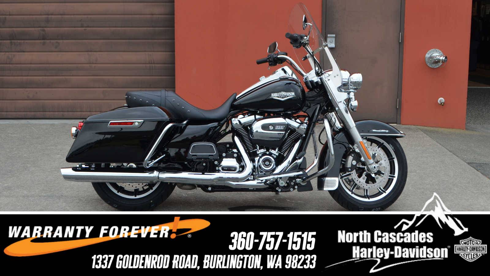 2019 Harley-Davidson Road King® in Burlington, Washington - Photo 1