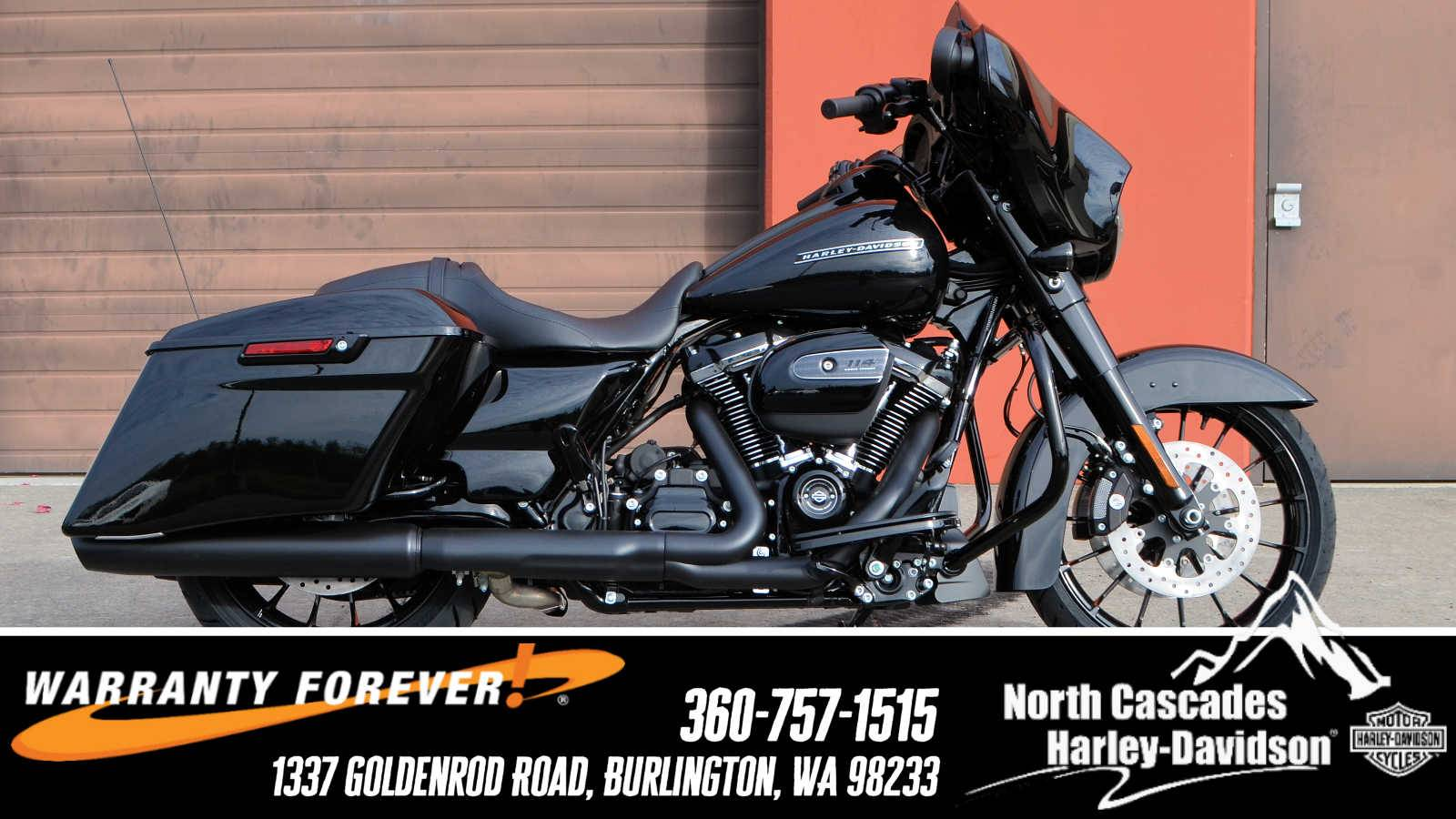 2019 Harley-Davidson Street Glide® Special in Burlington, Washington - Photo 1