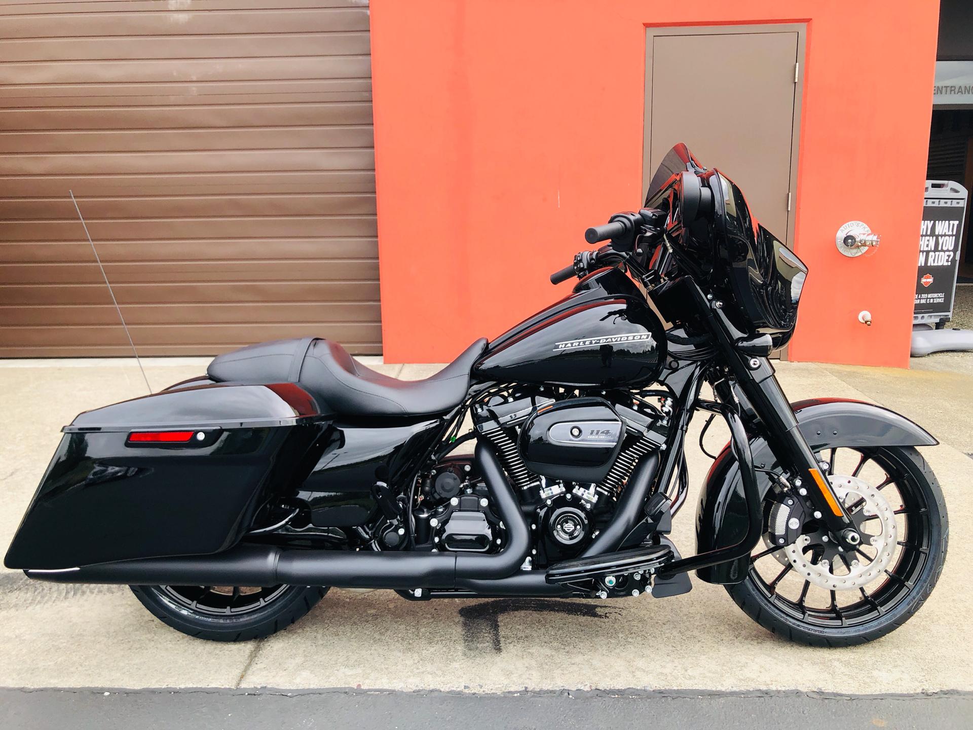 New 2019 Harley-Davidson Street Glide® Special