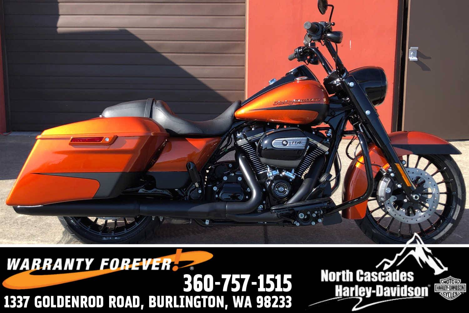 2019 Harley-Davidson Road King® Special in Burlington, Washington - Photo 1