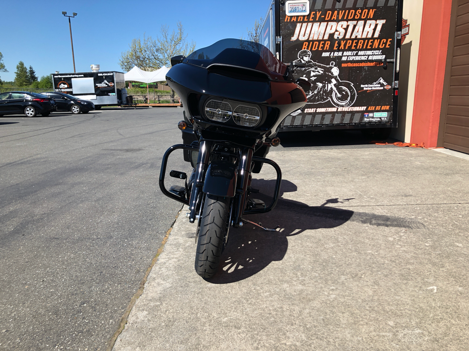 2019 Harley-Davidson Road Glide® Special in Burlington, Washington - Photo 4