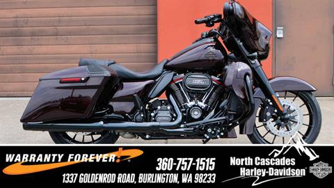2019 Harley-Davidson CVO Street Glide in Burlington, Washington
