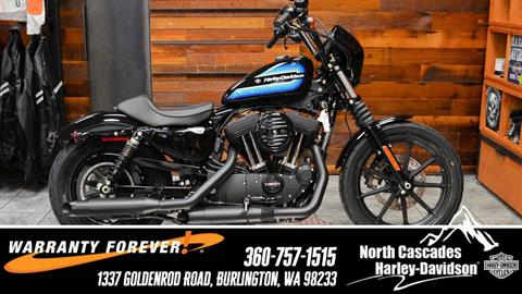2019 Harley-Davidson Iron 1200™ in Burlington, Washington - Photo 1