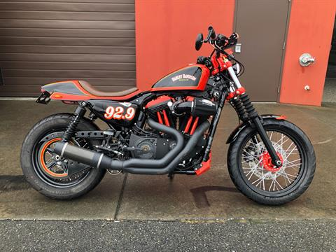 2015 Harley-Davidson Forty-Eight® in Burlington, Washington - Photo 1