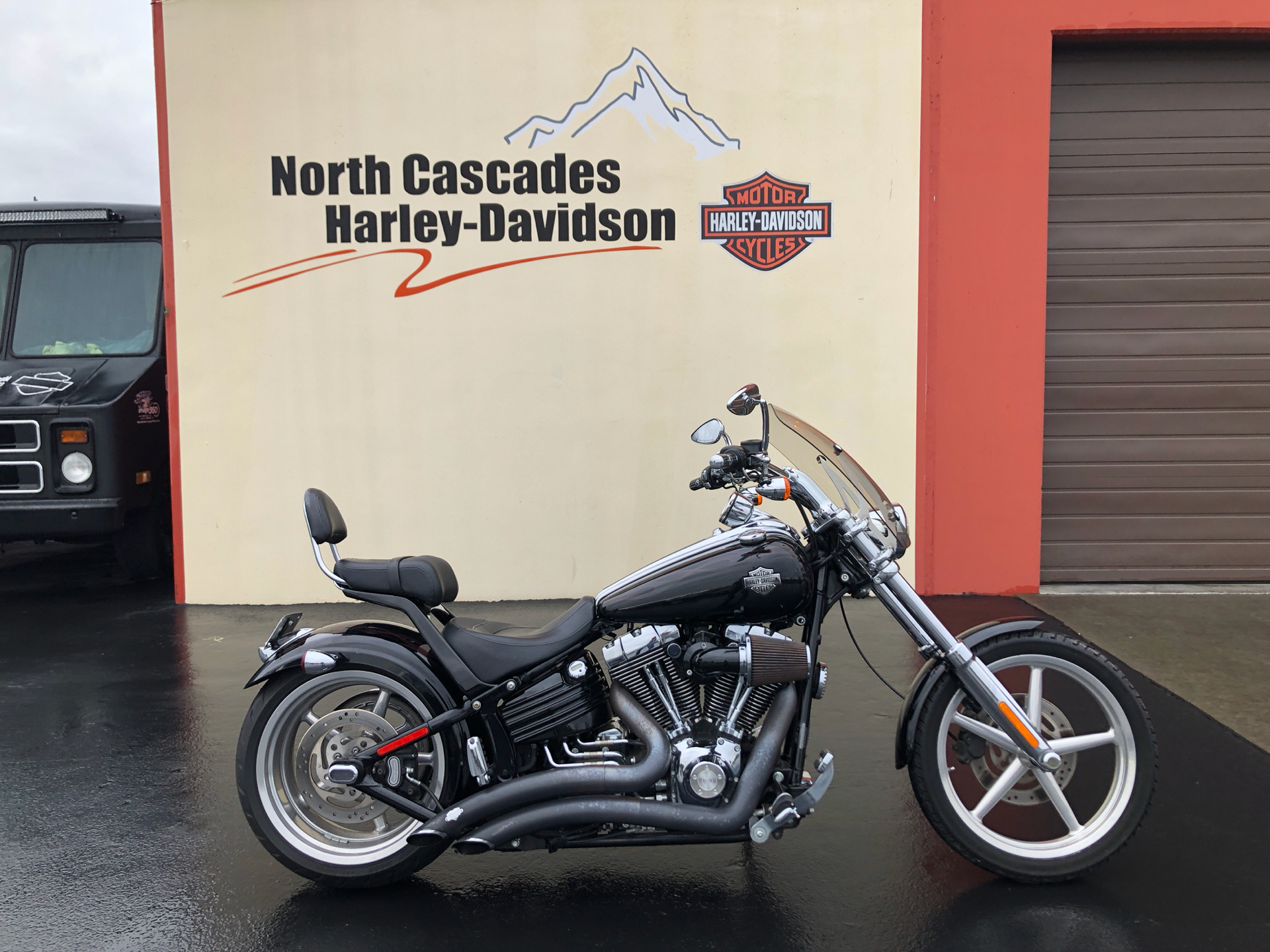 2008 Harley-Davidson Softail® Rocker™ C in Burlington, Washington - Photo 1