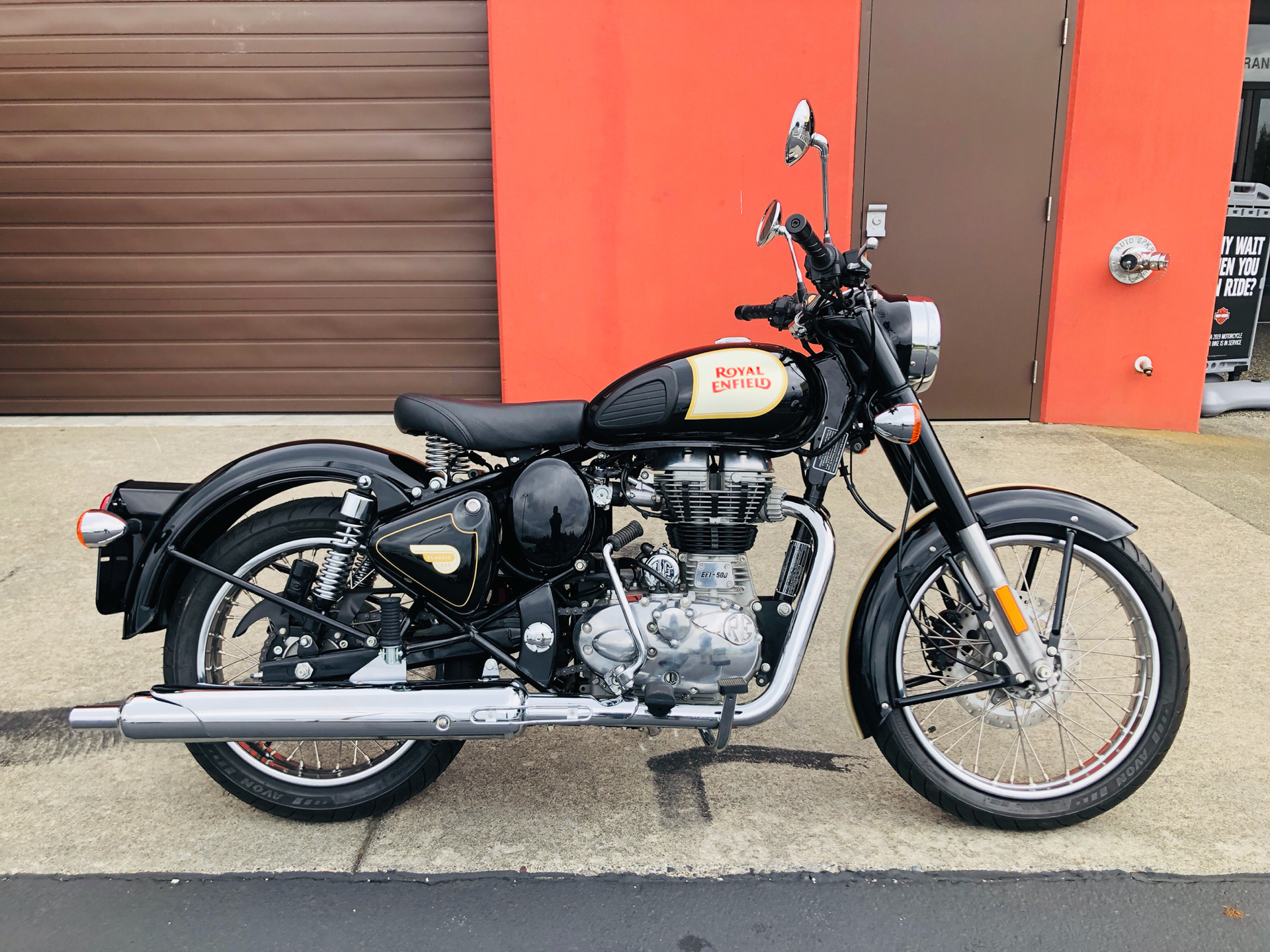 2019 Royal Enfield Classic 500 ABS in Burlington, Washington - Photo 1