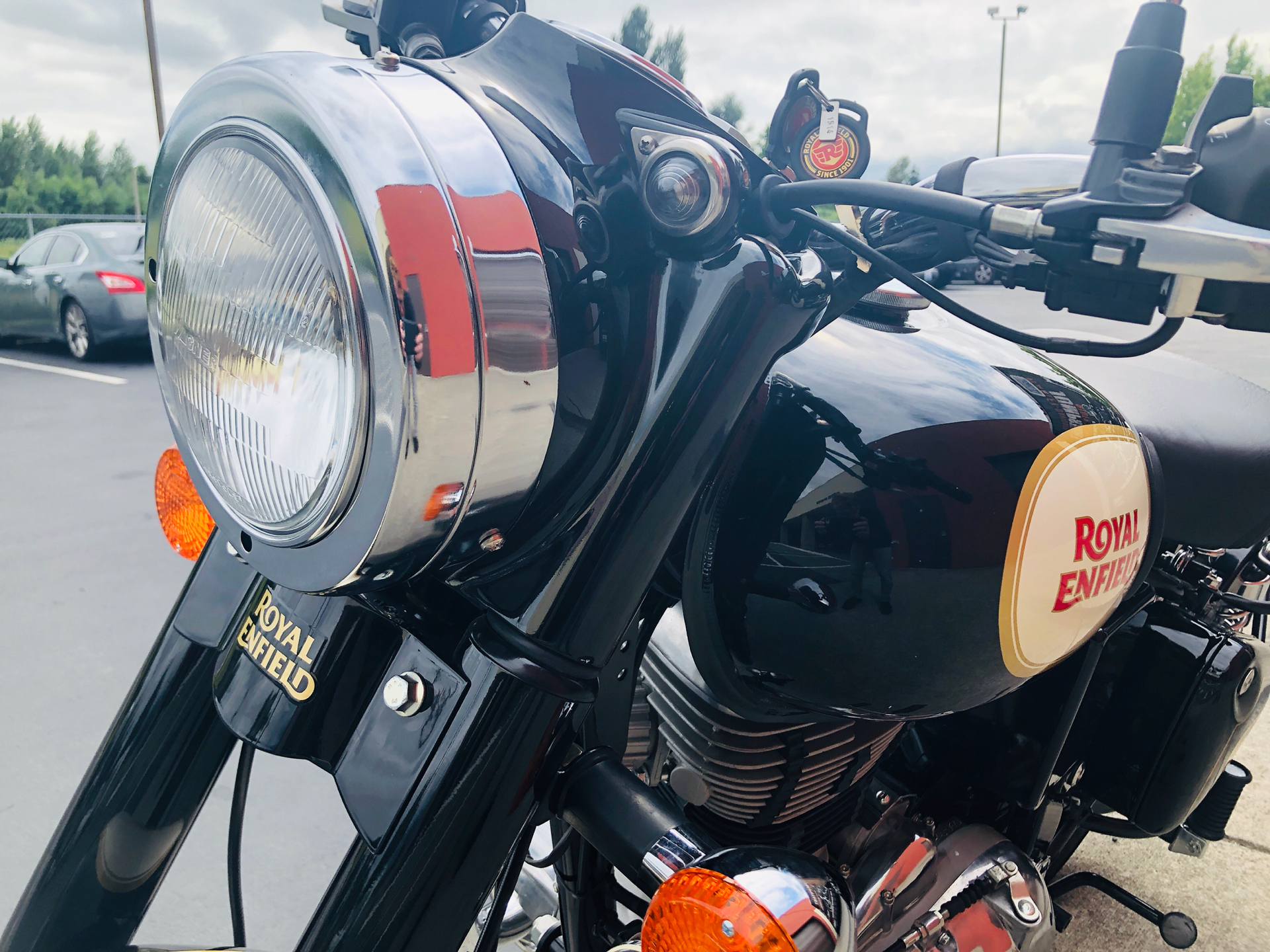 2019 Royal Enfield Classic 500 ABS in Burlington, Washington - Photo 11