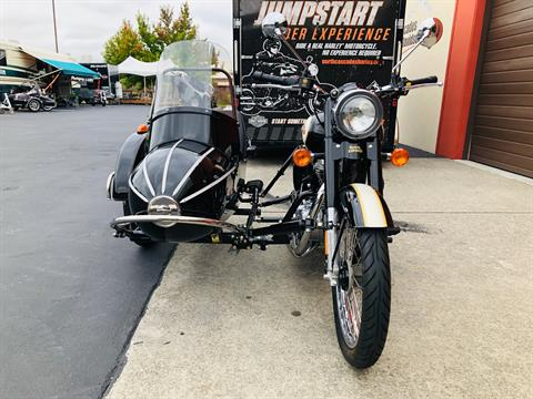 2019 Royal Enfield Classic 500 ABS in Burlington, Washington - Photo 5