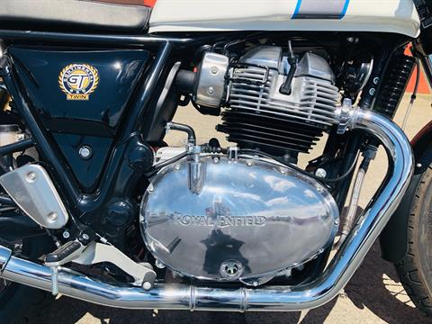 2019 Royal Enfield Continental GT 650 in Burlington, Washington - Photo 2
