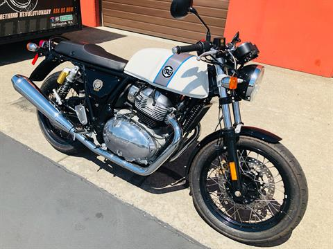 2019 Royal Enfield Continental GT 650 in Burlington, Washington - Photo 3