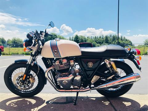 2019 Royal Enfield Continental GT 650 in Burlington, Washington - Photo 6