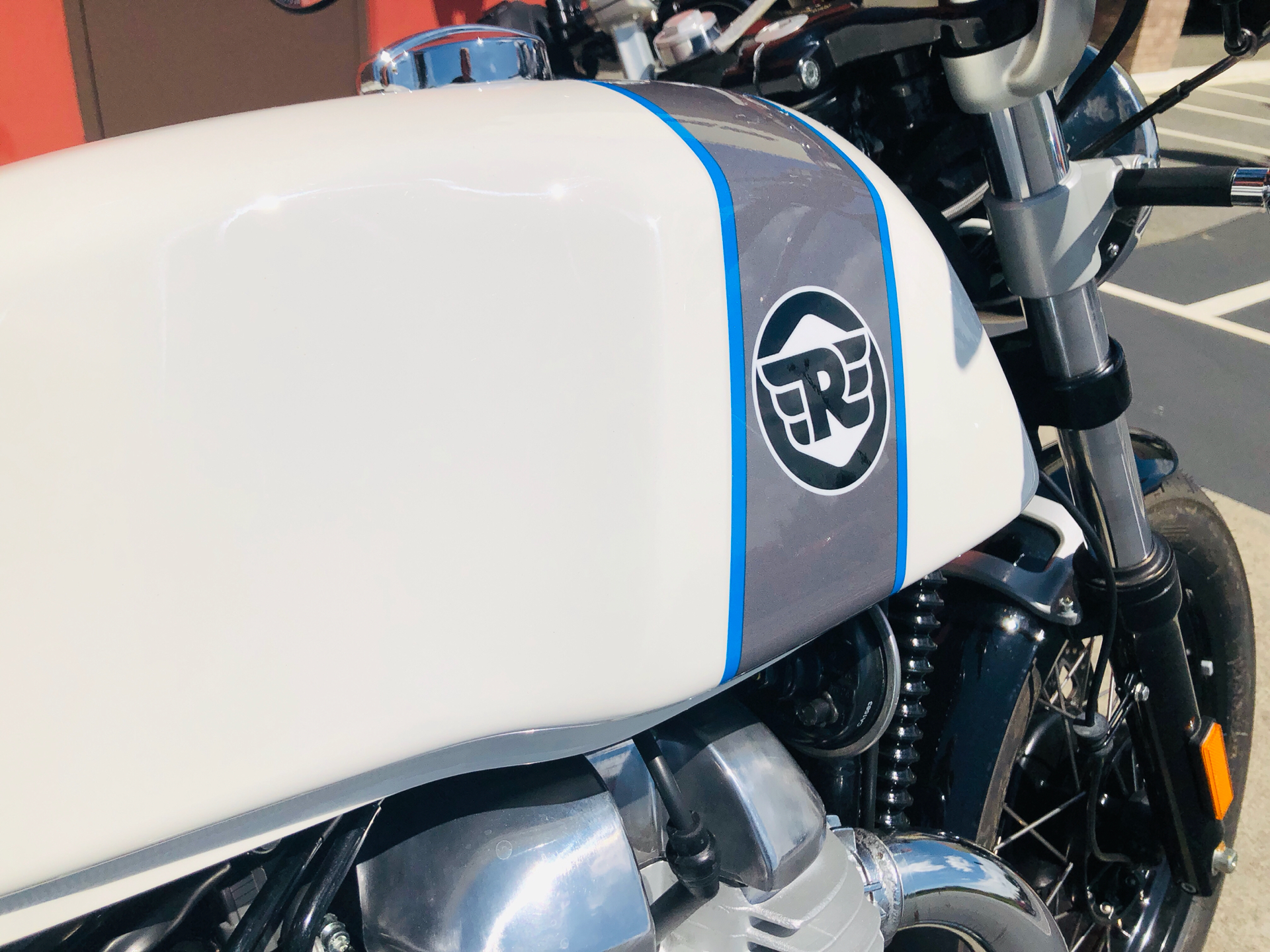 2019 Royal Enfield Continental GT 650 in Burlington, Washington - Photo 10