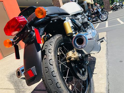 2019 Royal Enfield Continental GT 650 in Burlington, Washington - Photo 12