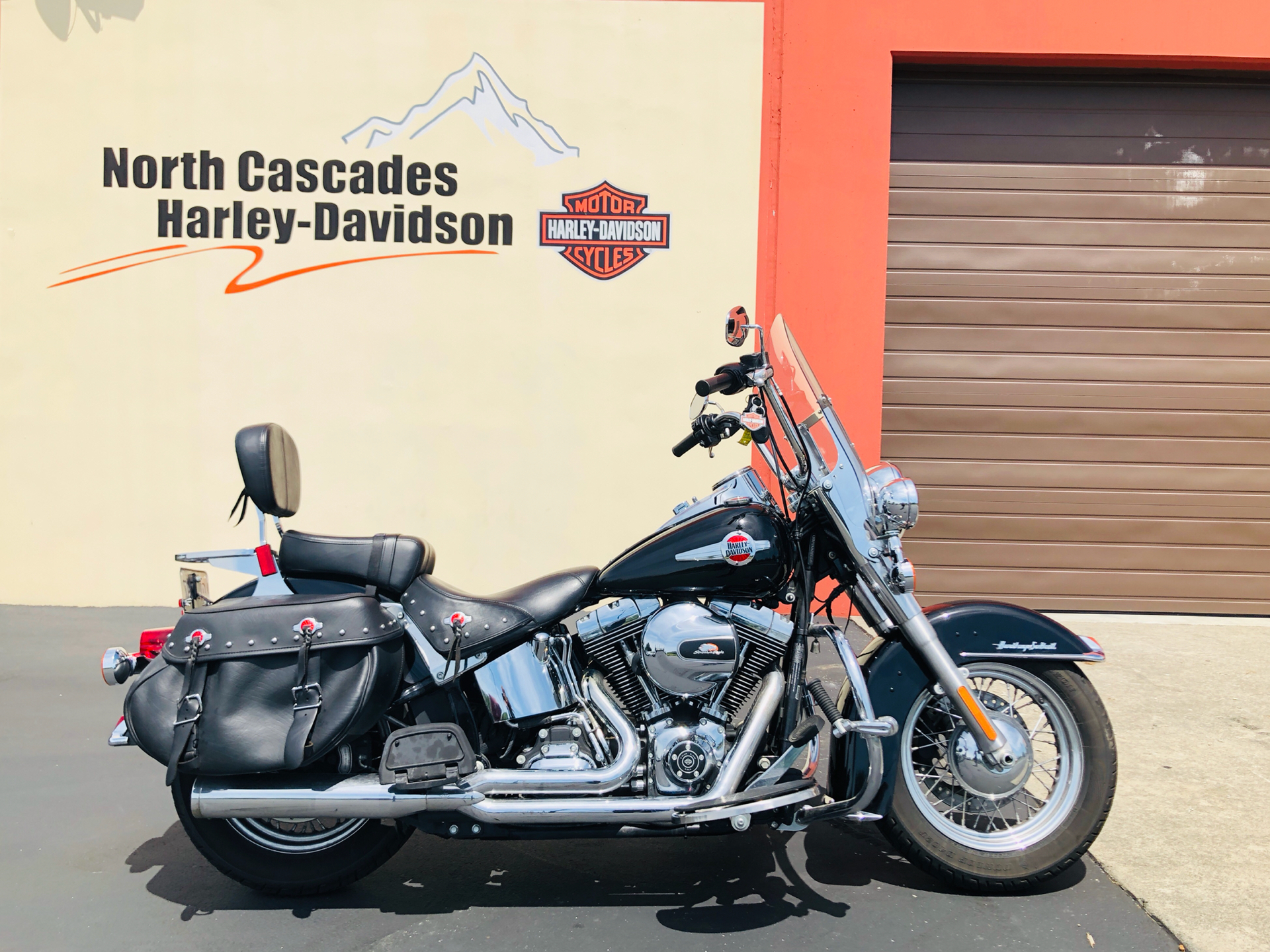 2016 Harley-Davidson Heritage Softail® Classic in Burlington, Washington - Photo 1
